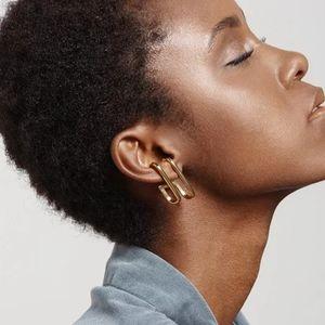 Simply Mahari Jewelry - Geometric Earrings